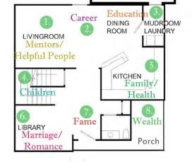 best feng shui floor plan feng shui home floor plan maintenance pinterest