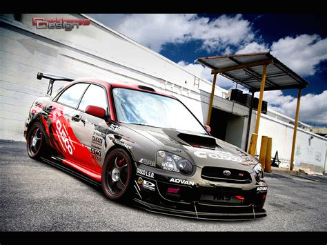 subaru tuner car awesome motor roar tuning scene wrx sti photo subaru