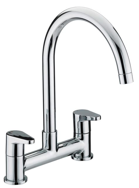 kitchen sink taps bristan quest deck kitchen sink mixer tap qst dsm c