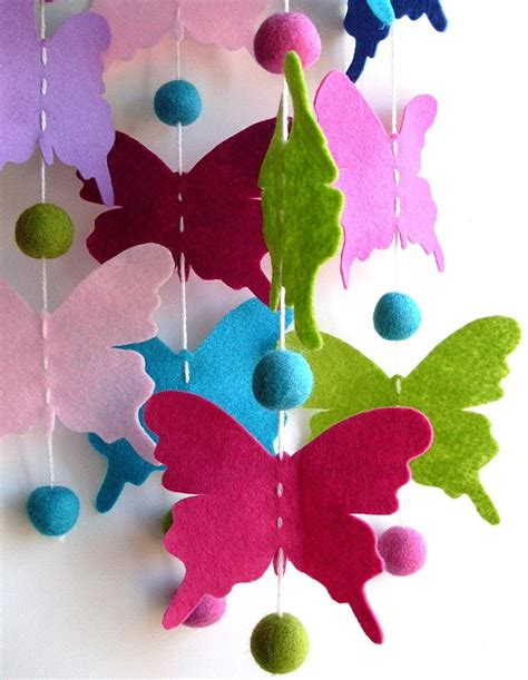 Simple Paper Craft Work - the honeybunch home companion all aflutter butterfly crafts