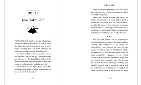 book layout chapter children s book templates now at bookdesigntemplates com