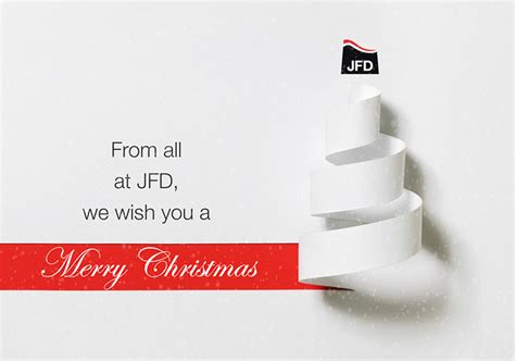 jfd christmas shutdown