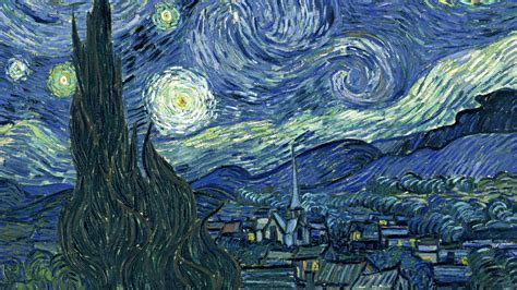 drakorindo gogh the starry night art in song wfuv
