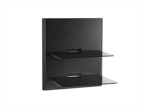 15 Ideas Of Black Glass Shelves Wall Mounted Wall Mounted Glass Shelves