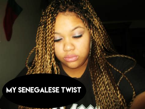blonde senegalese senegalese twists with blonde highlights www pixshark