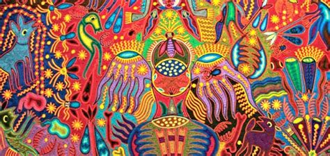 mexican pattern name mexican folk painting