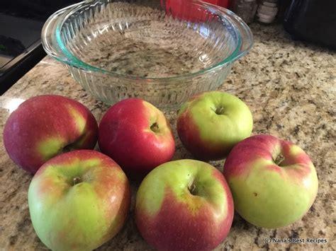 best apples for apple crisp recipe apple crisp nana s best recipes