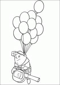 up coloring pages free printable disney pixar up papercraft quot
