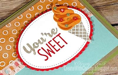 create with christy: cool treats cpc67 card