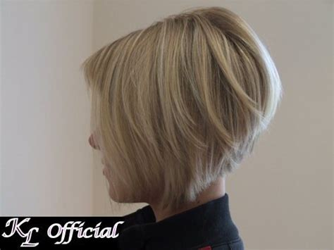 show me short angled bobs from front and back inverted bob pictures show front and back view inverted