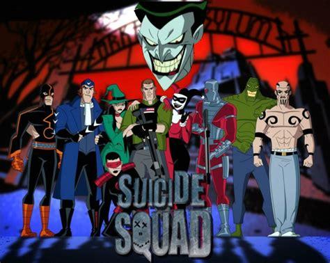imagenes del joker animado tr 225 iler de escuadr 243 n suicida en versi 243 n universo animado