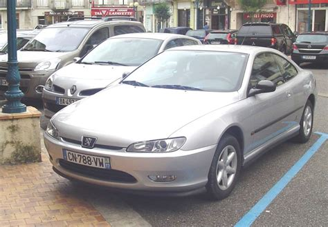 classic peugeot coupe curbside classic peugeot 406 coupe the last of an