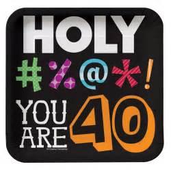 Happy 40th Birthday Quotes Happy 40th Birthday Funny My Birthday Pinterest
