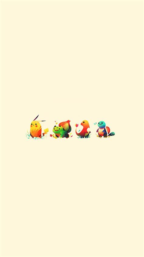 pokemon  anime game characters iphone  hd wallpaper