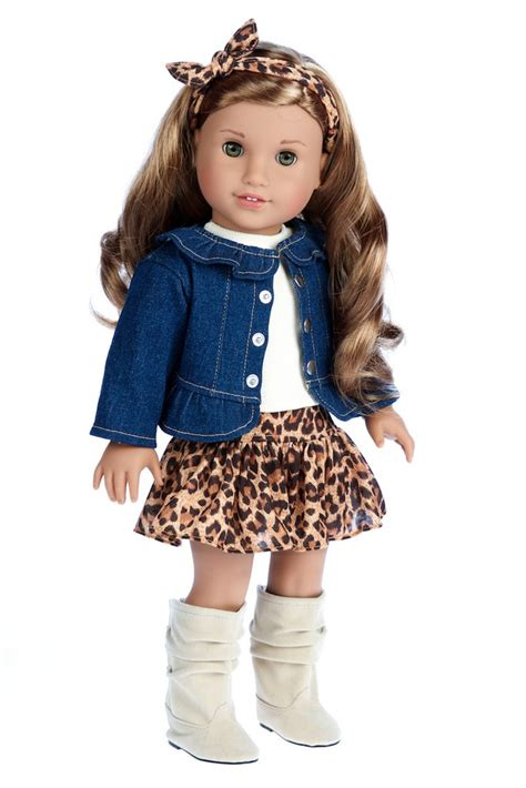 18 inch doll clothes adventure doll clothes for american doll jacket