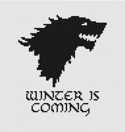 snowflake patterns game of thrones game of thrones pattern special capesandcrafts