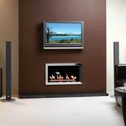 White Trim Interior Gazco Studio 1 Profil Gas Fire Stanningley Firesides