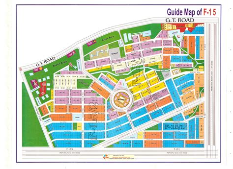 f map layout maps of islamabad sectors and societies manahil estate