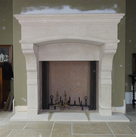 Cast Concrete Fireplace Surrounds by 1000 Ideas About Fireplace Mantel On