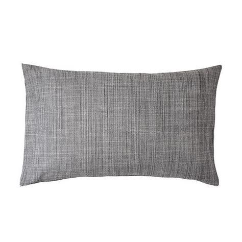Cushion Covers Ikea by Ikea Isunda Cushion Cover Pillow Sham Gray 16 Quot X 26 Quot Grey Linen Lumbar