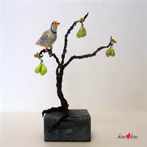partridge in a pear tree dou dou birds