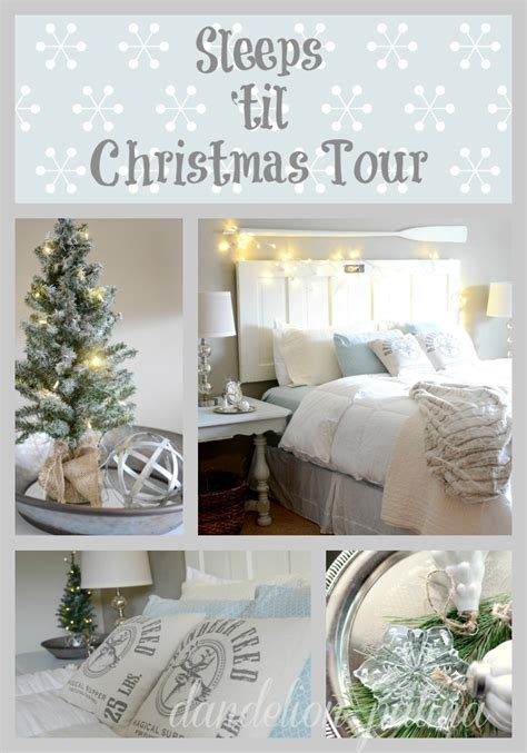 Sleeps Til Christmas Walk Dandelion Patina | sleeps til christmas walk dandelion patina