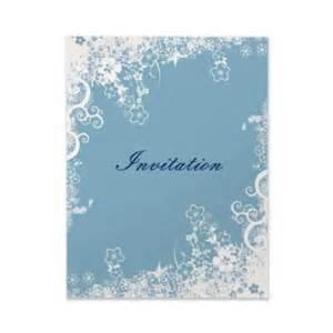 ideas winter wedding invitation ideas parte