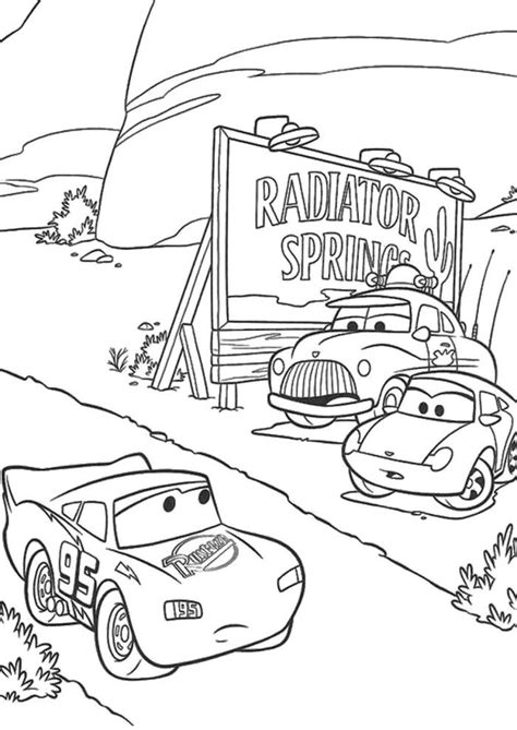 coloring pages of pixar cars cars pixar coloring pages coloring home