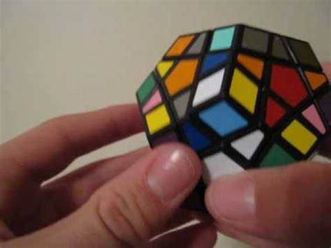 tutorial rubik megaminx how to solve the megaminx part 1 youtube