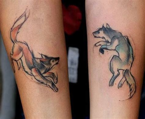 tattoos couples get together 40 forever matching ideas for best friends