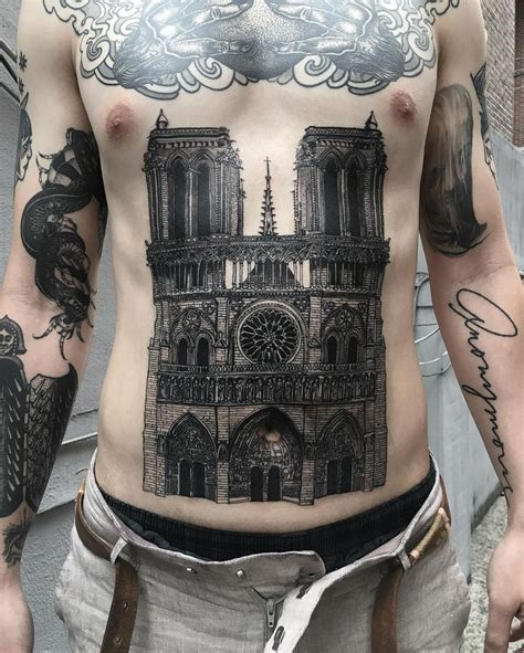 notre dame tattoo 1806 best tattoos images on flower tattoos