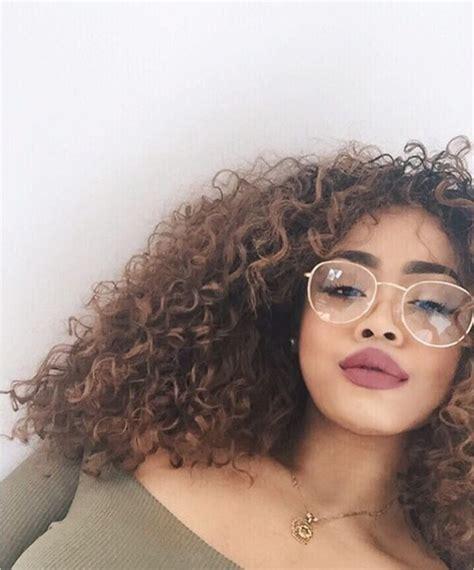 beautiful light skinn women with curly hair wow image 4475060 by helena888 on favim com