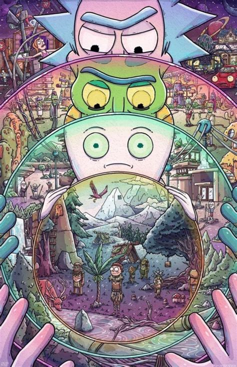 rick and morty fans rick and morty fan