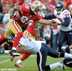 49ers' preseason game goes off without incident at