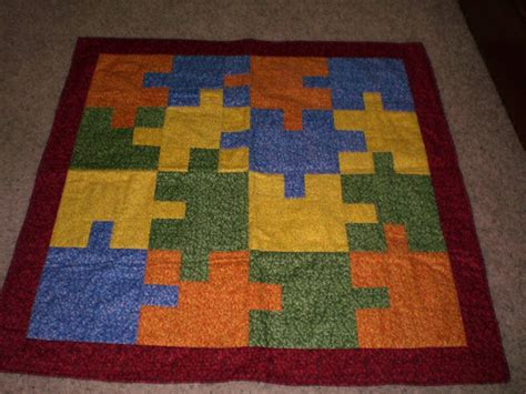 Puzzle Quilt by Quilt Puzzle Pattern Patterns Gallery