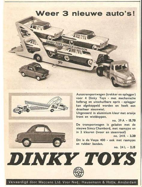 Vintage Diecast 356 best images about vintage diecast cars on