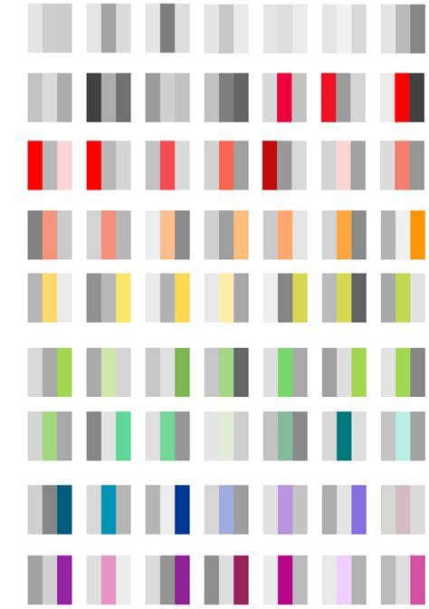 professional color schemes gray color palette interior 18 best images about