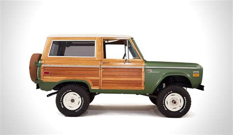 woody ford service vintage woody ford bronco muted