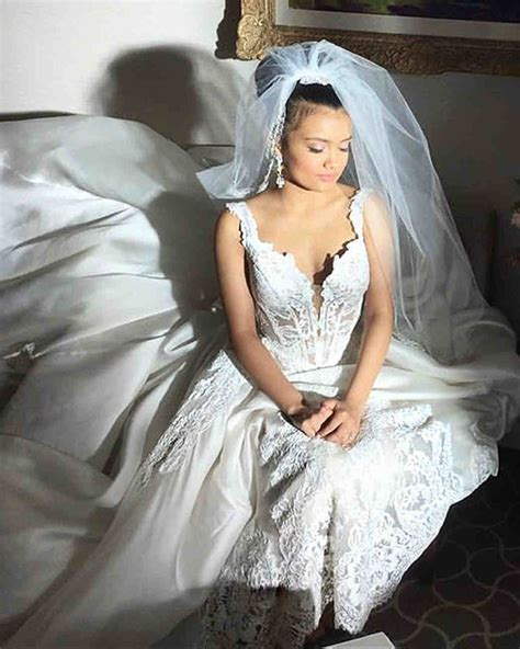 empire tv show stars at wedding image iconic tv wedding dresses that stole the show martha