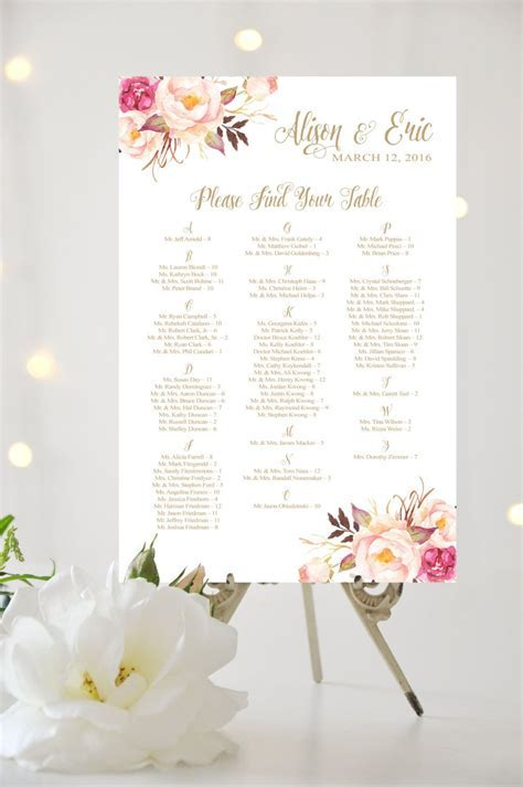 Best 25  Wedding seating order ideas on Pinterest