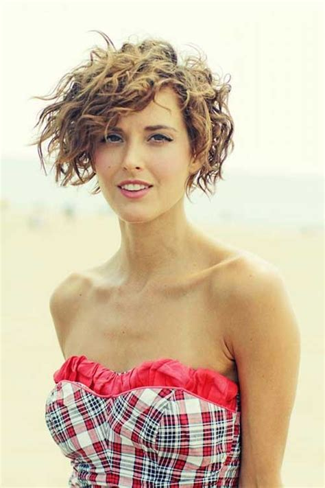 perm for pixie hairstyle short haircuts for girls with curly hair short