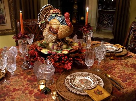 Thanksgiving Tablescapes Design Ideas Decorating For Autumn And A Thanksgiving Tablescape Thanksgiving Tablescapes And Decorating