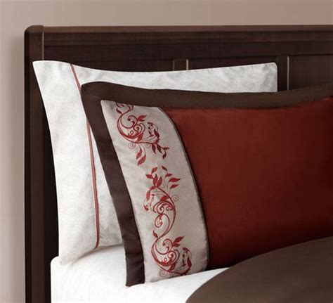 walmart bed in a bag king morocco 8pc bed in a bag king burgundy walmart ca