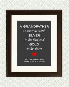 christmas gift or father s day gift for grandfather