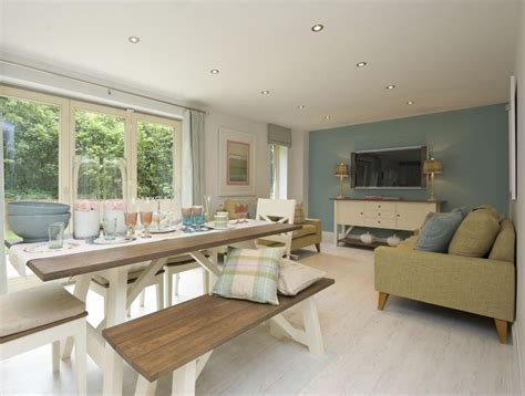 Show Home Dining Room by 6 Bedroom Detached House For Sale In The Glade Guisley
