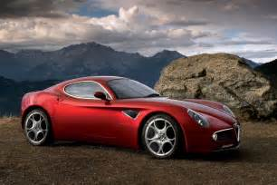 Alfa Romeo Sports Cars Auto Cars Wallpapers 2013 New 2013 Alfa Romeo 8c
