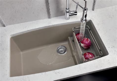 blanco silgranit sink reviews blanco 440067 performa single basin undermount granite