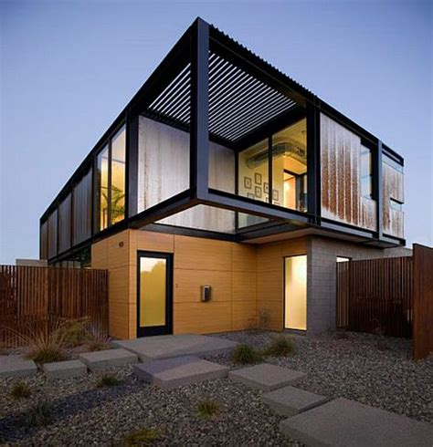 modern house in tempe arizona freshome