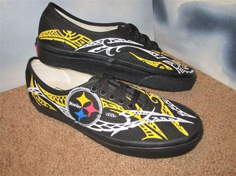 football team shoes custom nfl football team shoes by lionsink on etsy 115