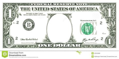 template of dollar bill dollar bill template clipart